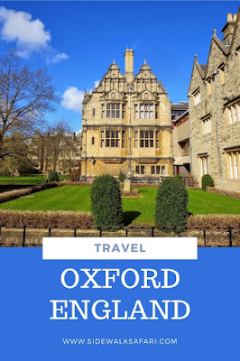 Travel Oxford England in a day