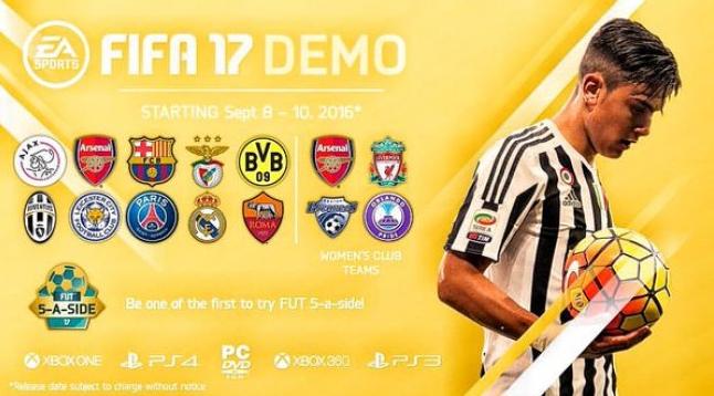 Descargar FIFA 17 para PS4