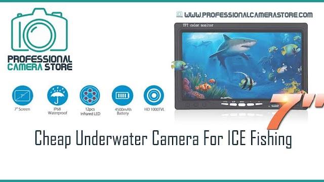 Cheap Underwater Camera For ICE Fishing