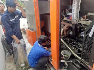 JASA SERVICE GENSET AREA JAKARTA BARAT