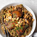 Lebanese Freekeh with Chicken