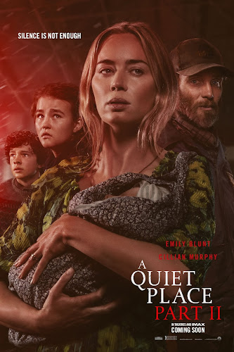 A Quiet Place Part II (Web-DL 1080p Dual Latino / Ingles) (2021)