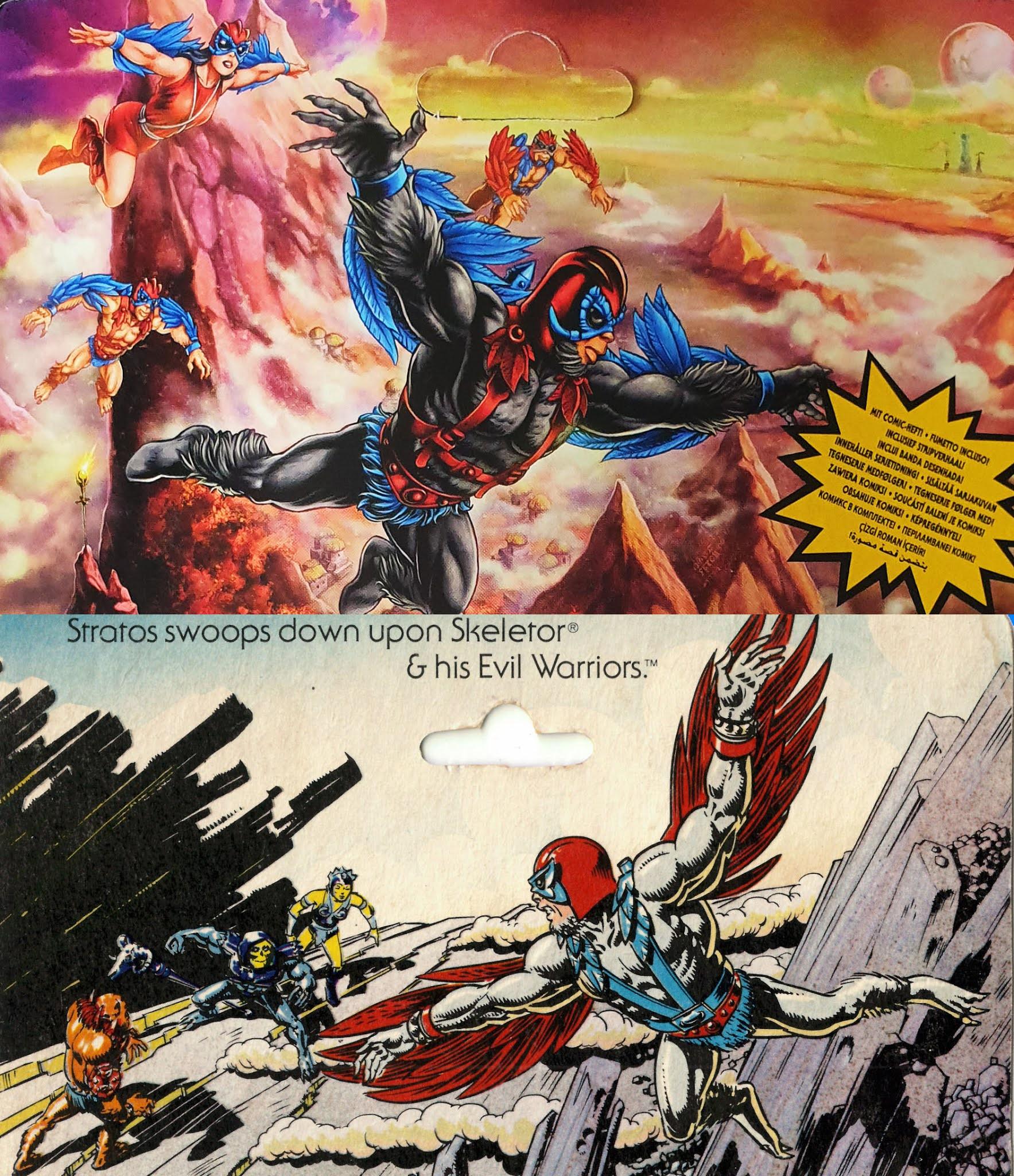 Stratos Masters of the Universe Origins