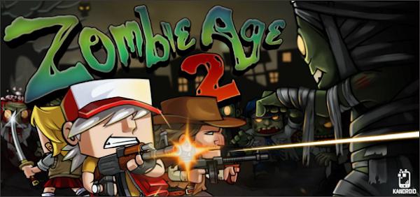 Zombie Age 2 v1.2.0 APK Mod [Dinheiro Infinito]