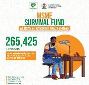 Yadda zaka duba ko an verify naka a survival fund