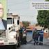 Mais uma etapa de recapeamento nas ruas do Jardim Nova Santa Rita atendendo pedido do Vereador Paulinho Linares