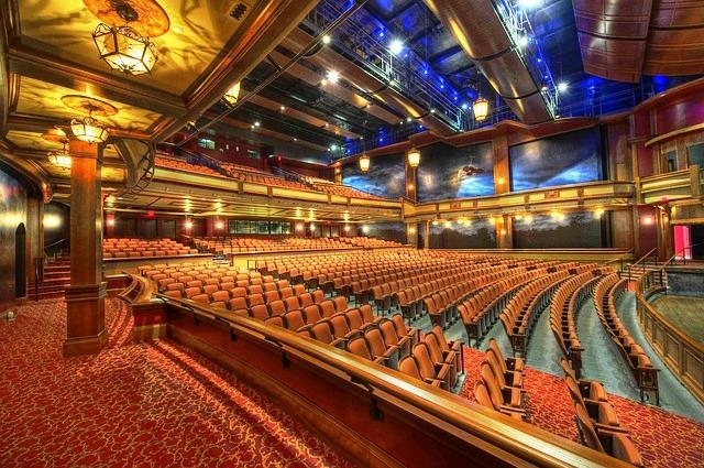 gedung teater florida state university