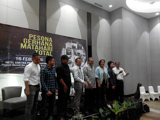 Press Conference Pesona Gerhana Matahari Total 2016