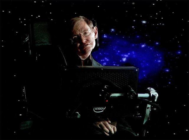 Stephen Hawking e sua ultima pesquisa