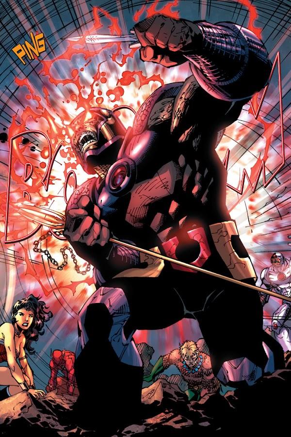 justice league vs darkseid