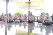 Kapolsek Kopo Gelar Pembentukan Saka Bhayangkara Ranting Kopo