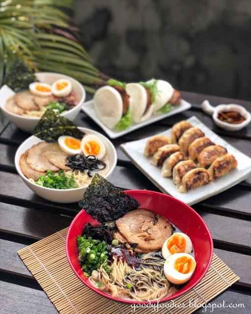 Ippudo Malaysia Frozen Home Cooking Kit