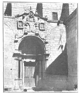 UNA BODA EN CASTILLA - 1924