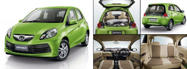Review Mobil Honda Brio Satya