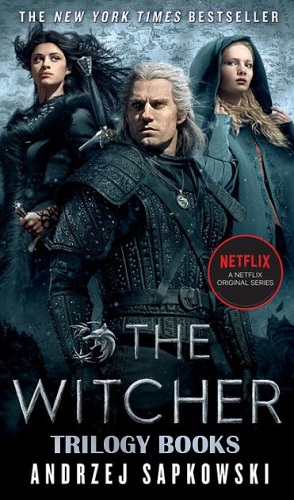 The Witcher trilogy books by Andrzej Sapkowski pdf