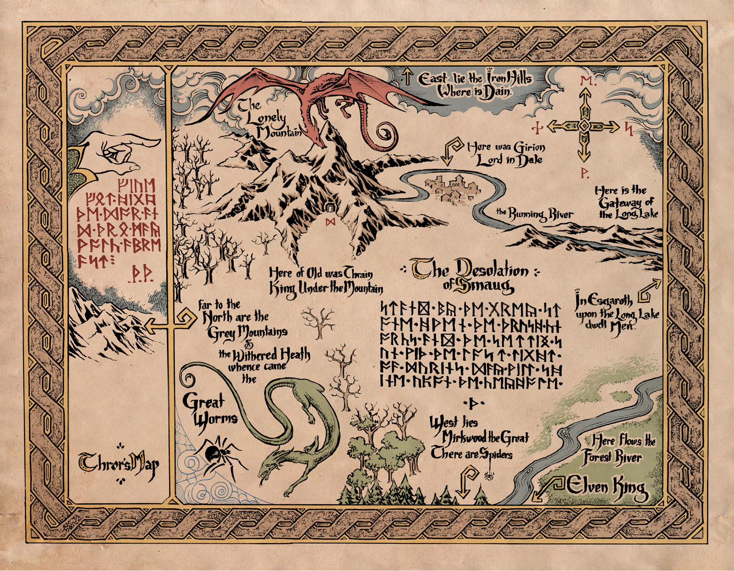 Middle Earth News Is Reaching Our 1 000th Twitter Follower Time To