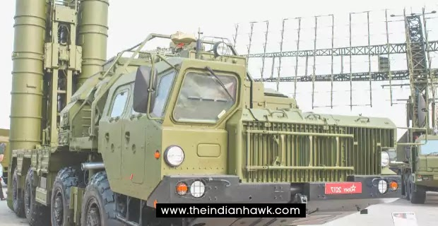 Air Defence S-400 Missile System