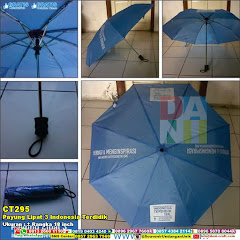 Payung Lipat 3 Indonesia Terdidik