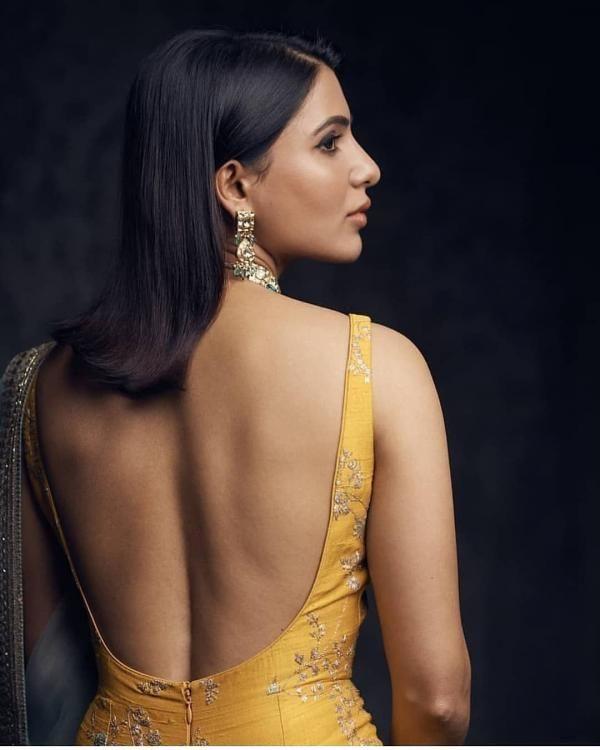 சமந்தா அக்கினேனி
