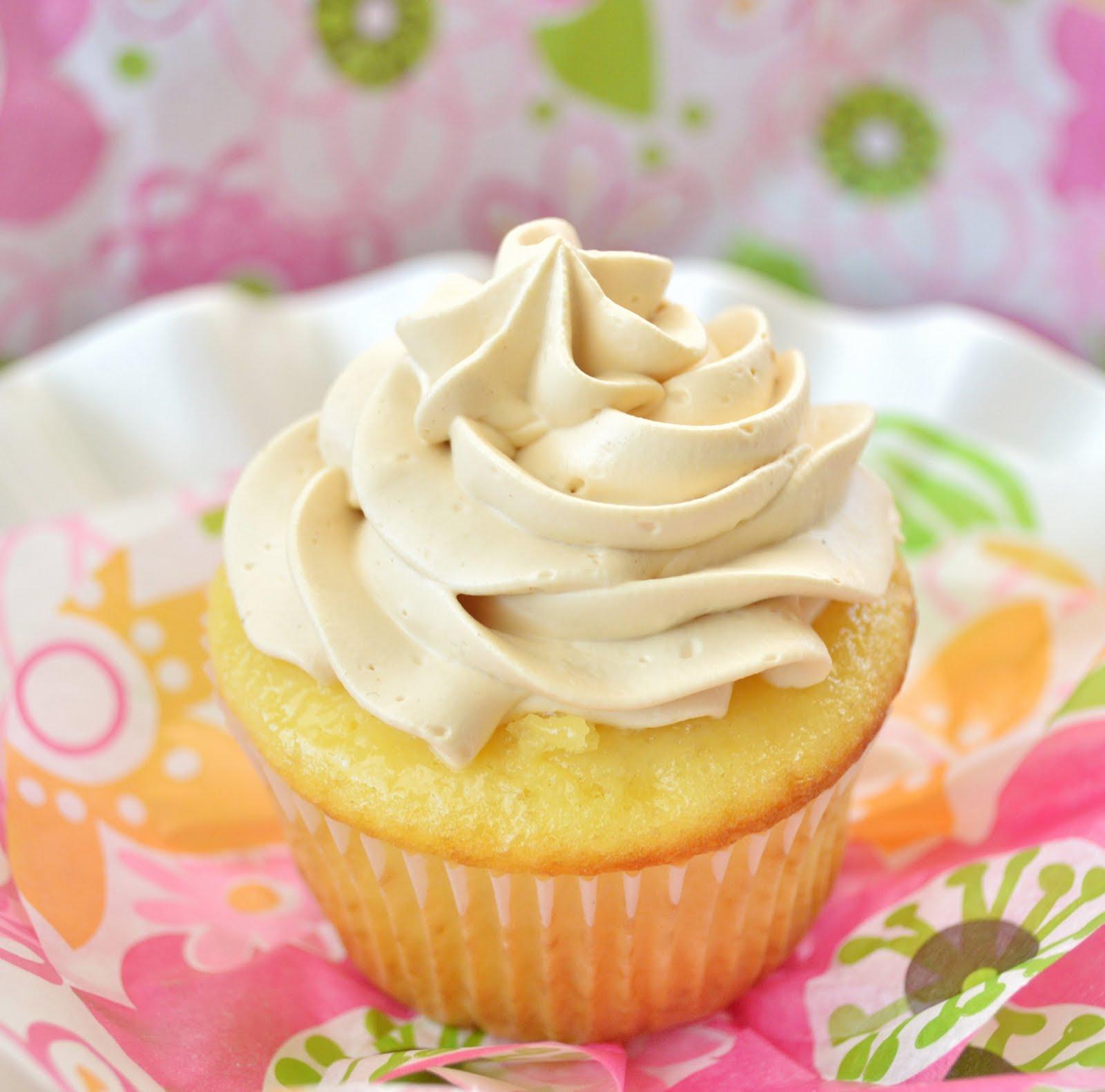 Miranda S Recipes Tres Leches Cupcakes