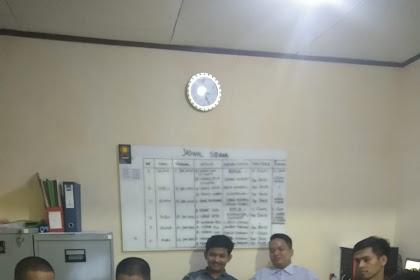 Aktivitas Kantor DPC HAPI KABUPATEN KARAWANG Pada Kamis 16 Januari 2020