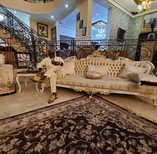 My Mansion Was Built Before I Became Senator- Dino Melaye Clarifies