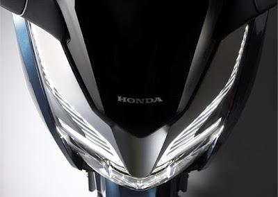 Honda Forza 300 2018 atau Forza 250 alis lampu drl kayaknya