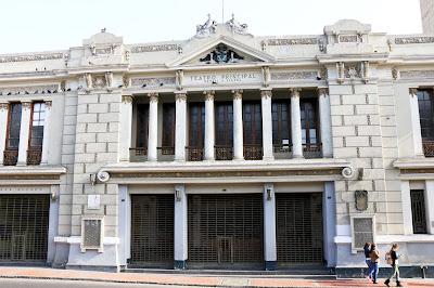 Teatro Manuel Segura, Teatros de Lima, Historia de los Teatros en Perú