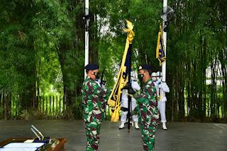Laksda Iwan Isnurwanto  Resmi Menjadi Panglima Koarmada II Gantikan Laksda ING Sudihartawan