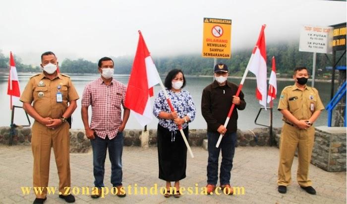 BPC PHRI Kabupaten Magetan Apresiasi Polres Magetan Yang Peduli Masyarakat Terdampak PPKM