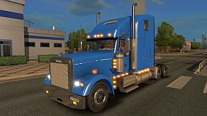 Freightliner FLD120 Classic truck mod