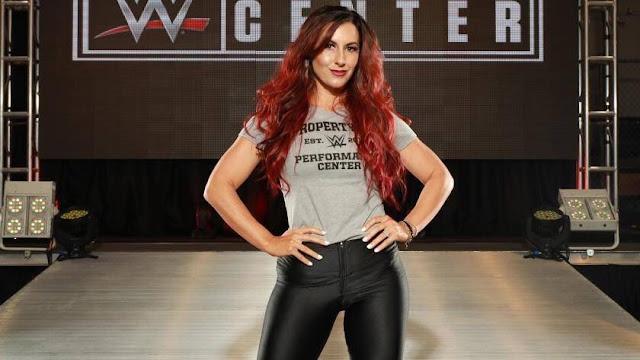 WWE Santana Garnett