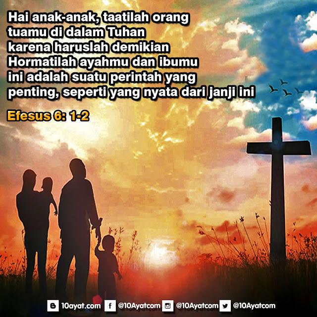 Efesus 6: 1-2