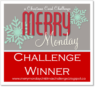 Merry Monday Challenge Winner