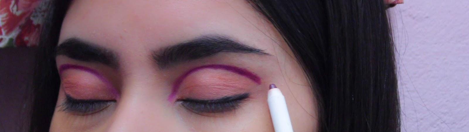Maquiagem Inspiração modelo Twiggy
