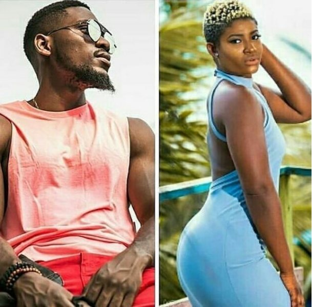 TOBI FINALY  APOLOGIZE TO REGINA , HIS ALLEGED GIRLFRIEND BEFORE BIG BROTHER