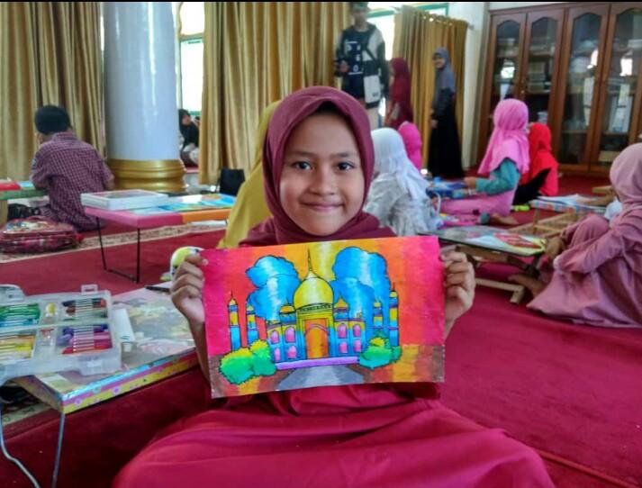 Remaja Masjid Al Falah Adakan Sayembara Ramadhan