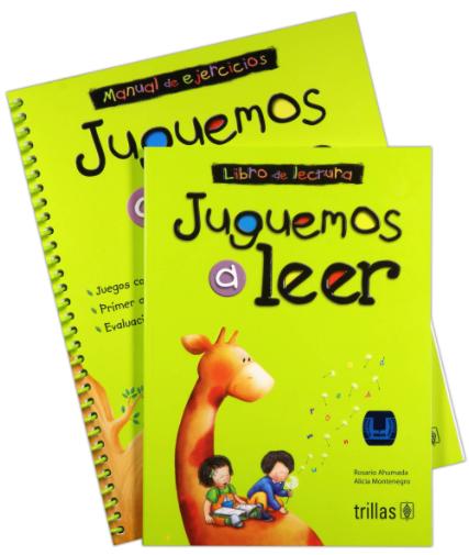 Juguemos a leer - libro de lecturas y manual de ejercicios en pdf