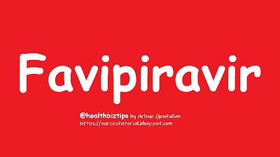 What is Favipiravir?   @healthbiztips