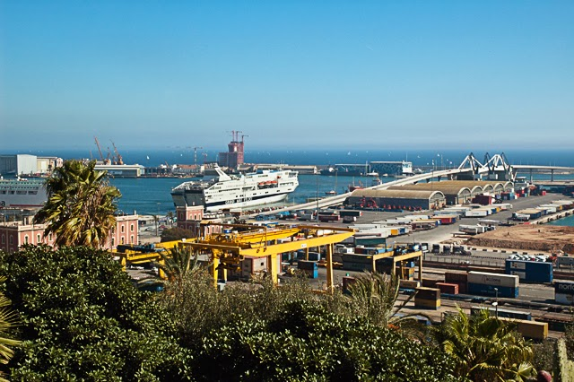 Port of Barcelona [enlarge]