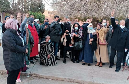 تقنيون في ميدان التعليم يقاطعون امتحانات مهنية