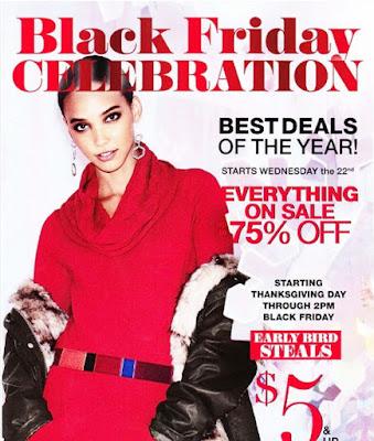 New York & Company Black Friday 2017 Ad