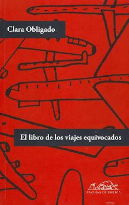 """Clara Obligado, Cuentos, """"El lib ro de los viajes equivocados"""""""