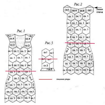 схема платья с исправлениями моя