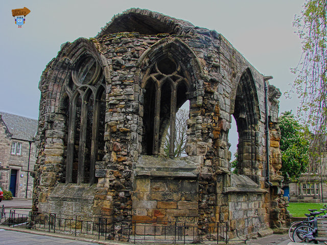 Ruinas en St. Andrews
