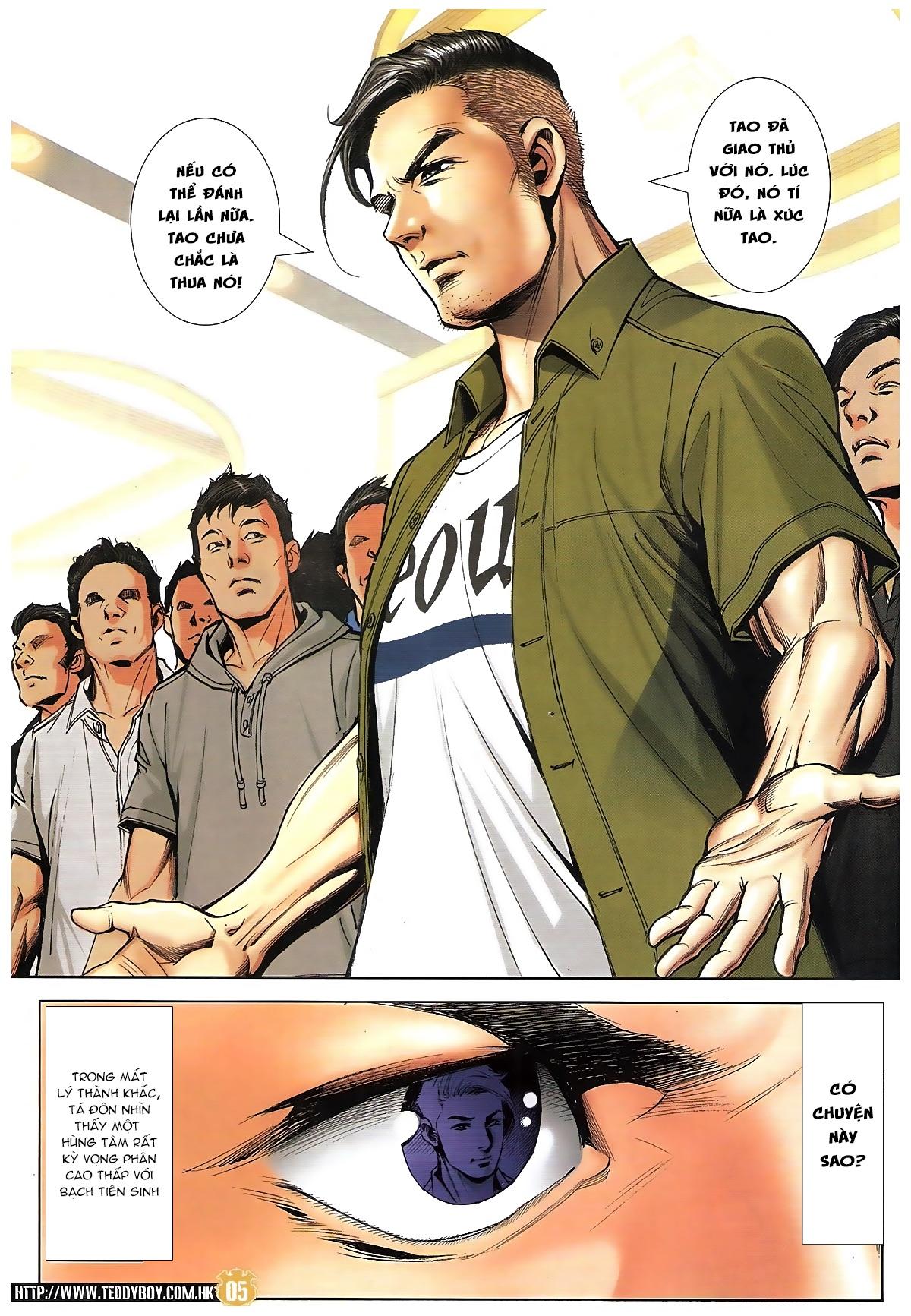 Người Trong Giang Hồ chapter 1822: tẩy của tiểu đông trang 4