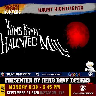 Kim's Krypt Haunted Mill