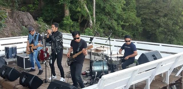Luar Biasa! Virtual Live Concert Suara Selatan Borneo di Wisata Bajuin, Bangkitkan Spirit Band Banua