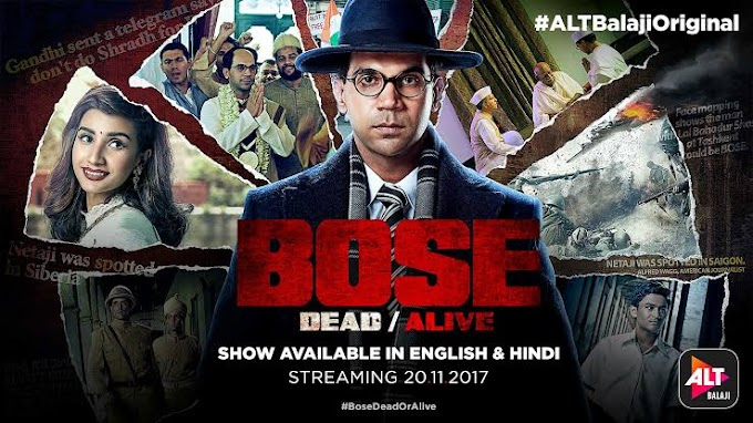 Bose Dead Alive | Session 01 | Dual Audio HD | ALT Balaji