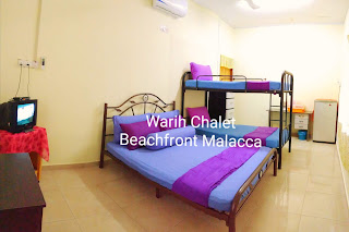 Warih-Chalet-Beachfront-Malacca-Room-View1